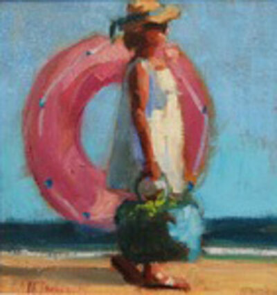 Nancy Tankersley, 'Beach Essentials'