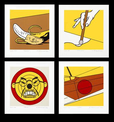 Roger Shimomura, 'Untitled (Yellow)', 2012