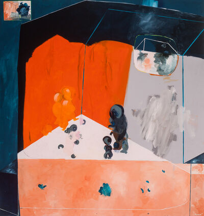 Tahnee Lonsdale, 'Amphi II', 2015