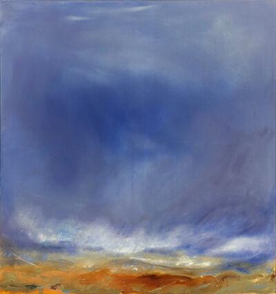 Elizabeth DaCosta Ahern, 'Azul', 2019