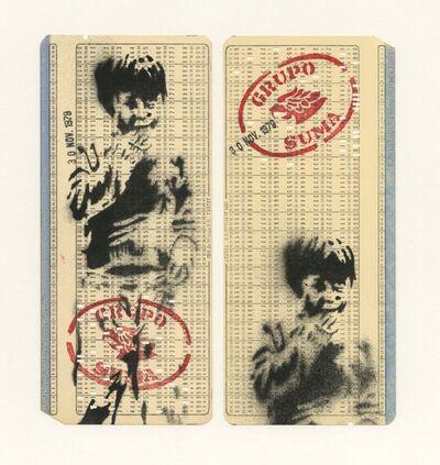 Grupo Suma, 'Oliverio Hinojosa, Untitled', 1979