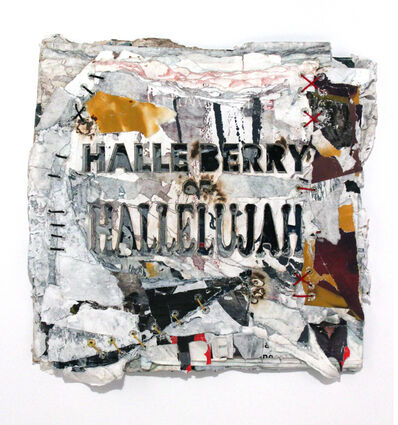 Robert Hodge, 'Halle Berry or Hallelujah', 2016