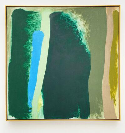 Friedel Dzubas (1915-1994), 'Center Forest ', 1975