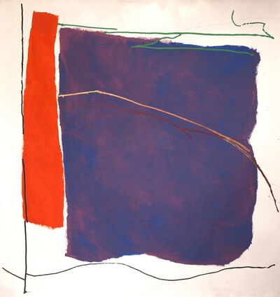 Ray Parker, 'Untitled (#653)', 1982