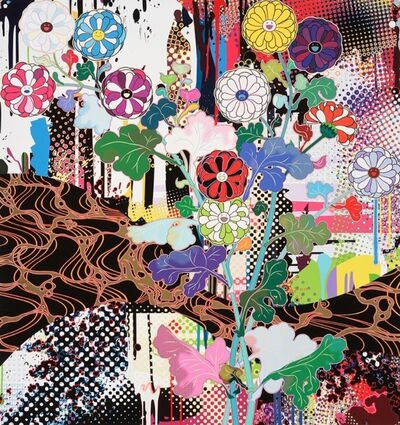 Takashi Murakami, 'Korin: Kyoto', 2020