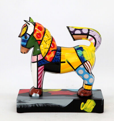 Romero Britto, 'Dancer Horse ', 2019