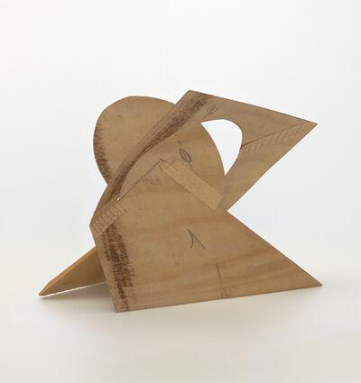 Lygia Clark, 'Estudo para Bicho Pássaro do Espaço (Study for Critter Bird in Space)', 1960