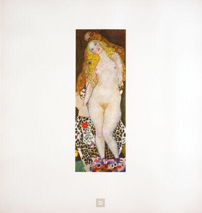 Gustav Klimt, 'Adam and Eve [Gustav Klimt An Aftermath]', 1931