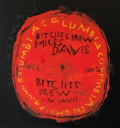 Kerry Smith, 'Off the Record / Miles Davis / Bitches Brew (side 2)', 2017