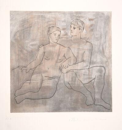 Pablo Picasso, 'Le Entretien, 1923', 1979-1982