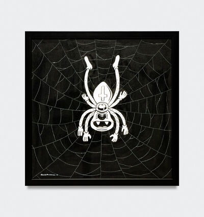 HuskMitNavn, 'The Spider', 2019
