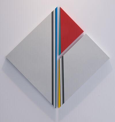 Dario Perez-Flores, 'Dynamique Chromatique 853', 1997