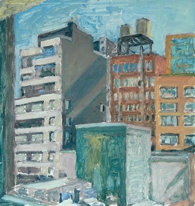 Richard Kirk Mills, 'Chelsea Window: Rosenwachs', 2017