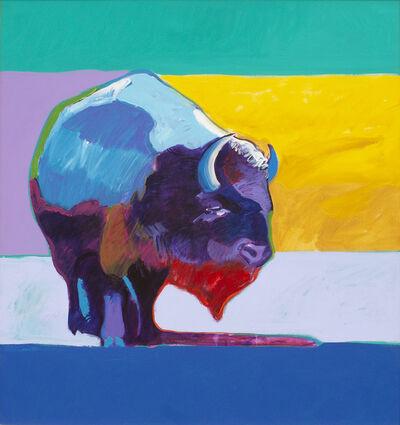 John Nieto, 'Buffalo Medicine II', 1987