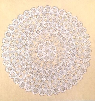 Pouran Jinchi, 'Ritual Imprint #6', 2014