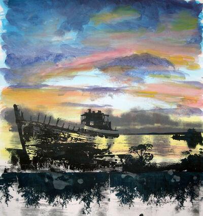 Gillian Pokalo, 'Boat by the Water', 2015
