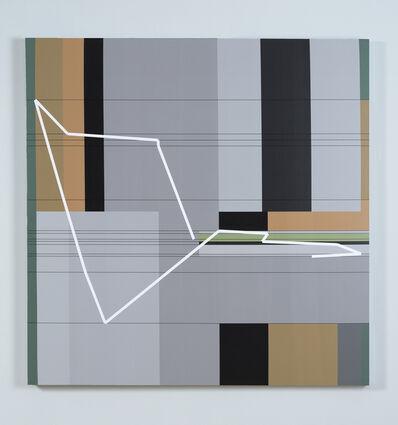 Manfred Mohr, 'P1611_5220', 2012-2013