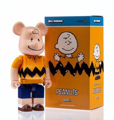 BE@RBRICK X Peanuts, 'Charlie Brown 400%', 2017