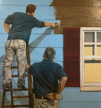 Chris Morano, 'Fathers and Sons'
