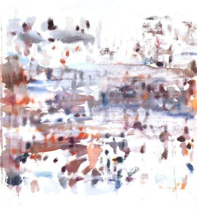 Philip Buller, 'Blurred Crowd #1', 2017
