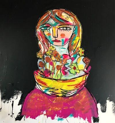 Nico Amortegui, 'Wild Flowers', 2021