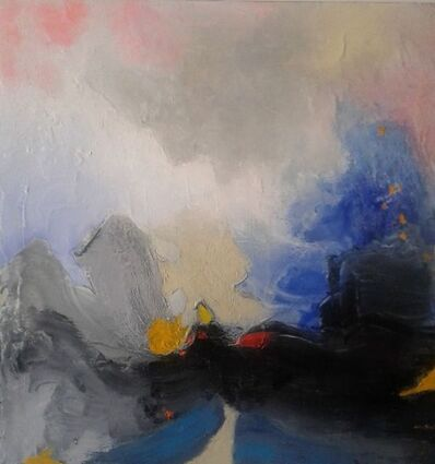Thérèse Bosc, 'An already flooded sun', 2018