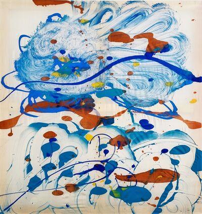 Catherine Howe, 'Silk Monotype 3', 2020