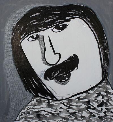 Thom Roberts, 'The Beatles (George Harrison)', 2014