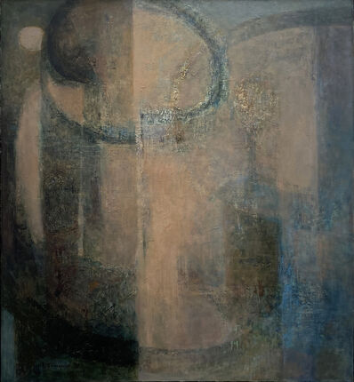 Michio Takayama, 'Mythological Realm ', 1967