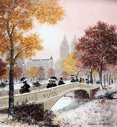 Fabienne Delacroix, 'Déjà la neige'