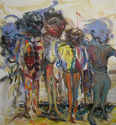 Sofie Arfwidson, 'Outlaws', 2009