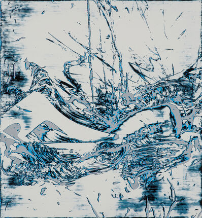 James Smeaton, 'Gunung Agung', 2015