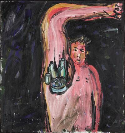 Walter Dahn, 'Das kleine Stilleben', 1982
