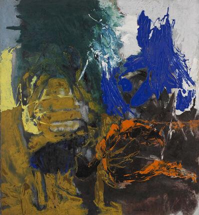 Friedel Dzubas (1915-1994), 'Fallen Dream', 1958
