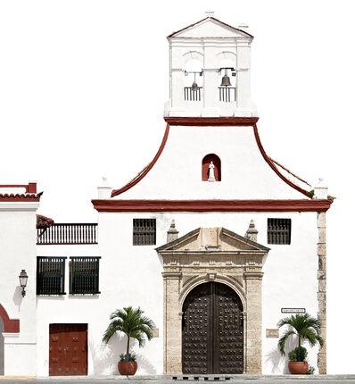 Antonio Castañeda, 'Iglesia de la Tercera Orden ', 2007