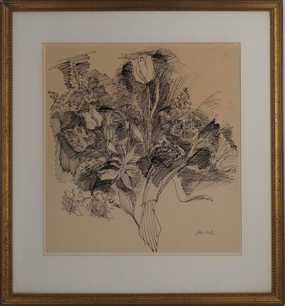 Jean Dufy, 'Tulips', 20th  Century