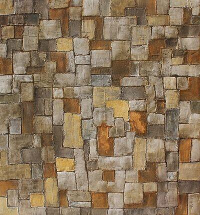 Adalina Coromines, 'Geometries amb textures', 2020