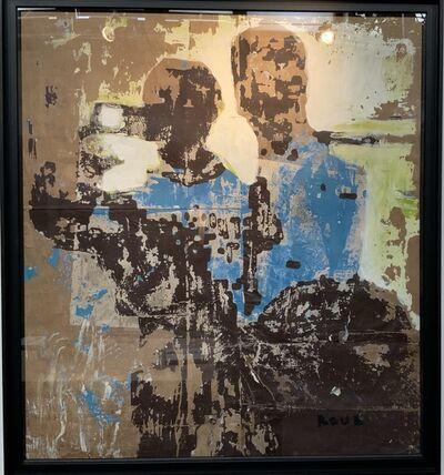 Armand Boua, 'Portrait  de Gnambro II ', 2018