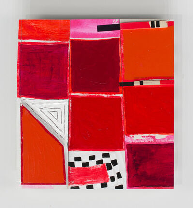 Cordy Ryman, 'Finish Line', 2016