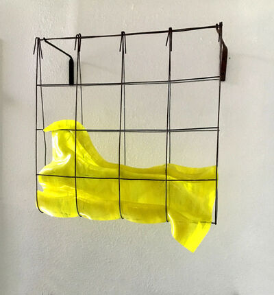 Mary Shaffer, 'Yellow Field', 2014