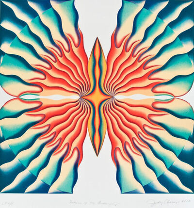 Judy Chicago, 'Return of the Butterfly', 2012