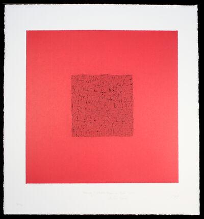 Teo Gonzalez, 'Etching 1 (4225', 2005