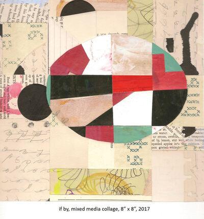 Deborah Salomon, 'if by', 2017