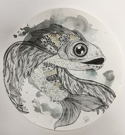 Giulia Ronchetti, 'Winged Fish', 2018