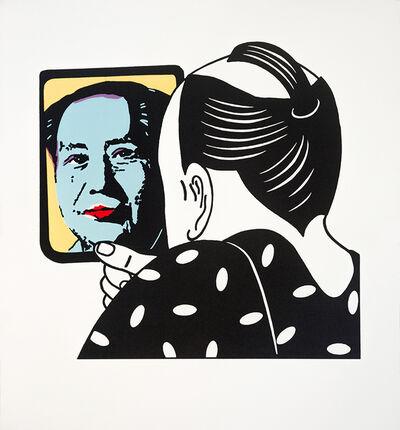 Roger Shimomura, 'Mao', 2016