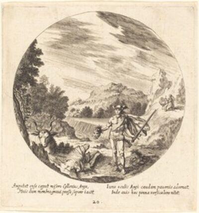 Georg Andreas Wolfgang, the Elder, 'Mercury Killing Argus', 1665