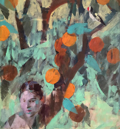 James Bland, 'Orange Tree', 2017