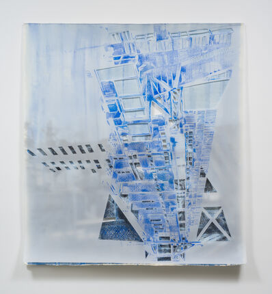 Fran Siegel, 'Bridge 3', 2016