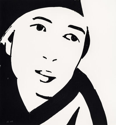 Alex Katz, 'Beauty IV', 2019