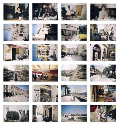 Glorija Lizde, 'My father photographs me ', 2018